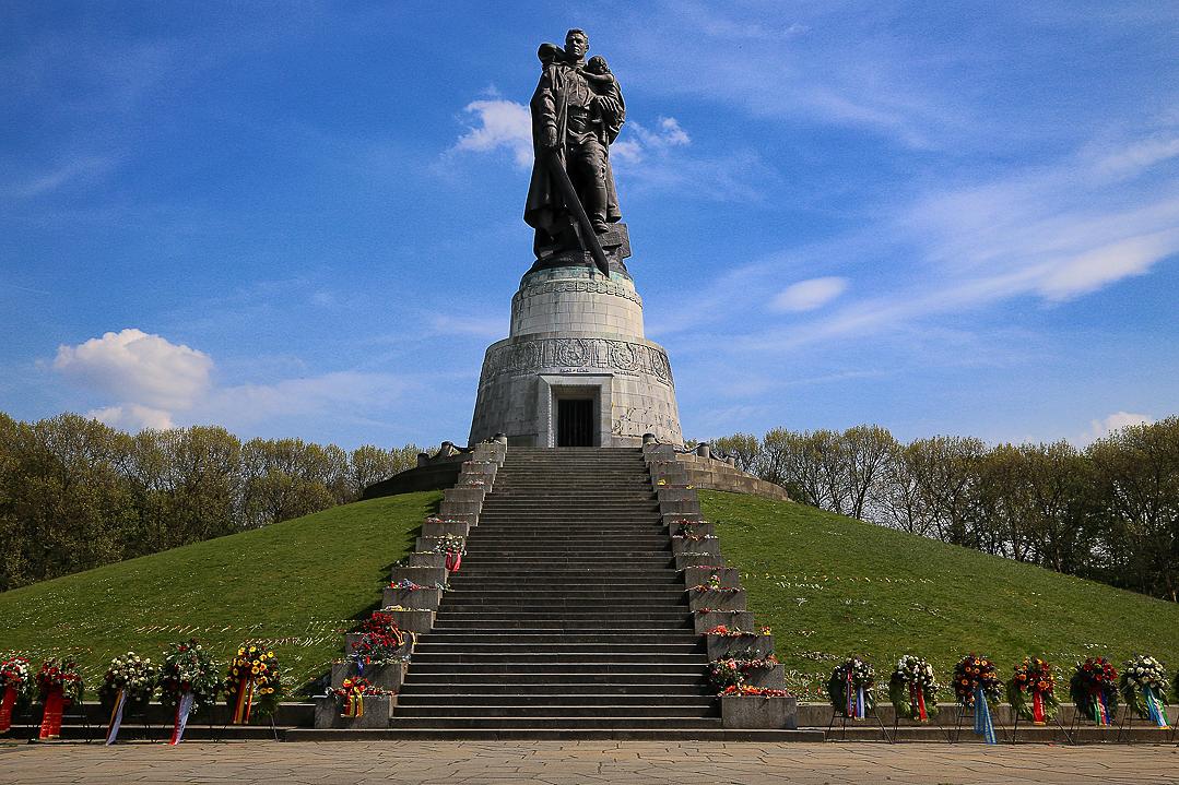 Sowjetisches Ehrenmal Treptower Park