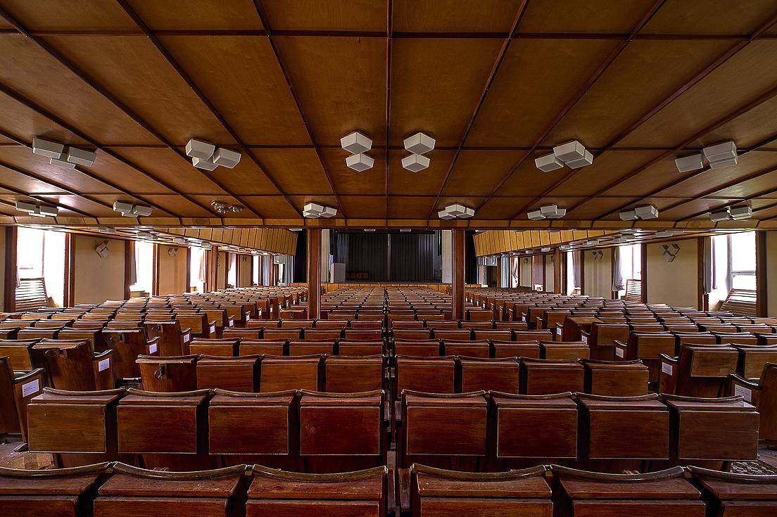 SED-Bezirksparteischule Ballenstedt