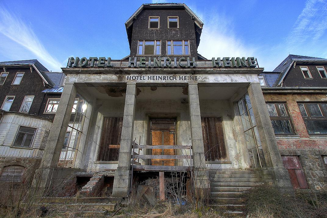 FDGB-Erholungsheim Heinrich Heine