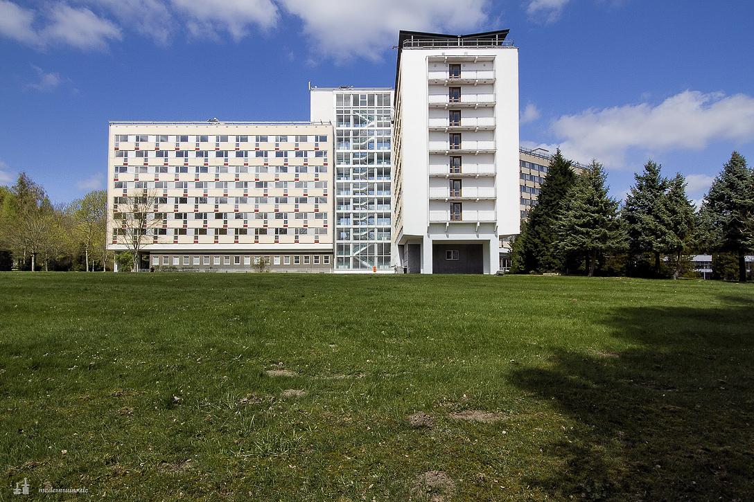 FDGB-Erholungsheim Herbert Warnke