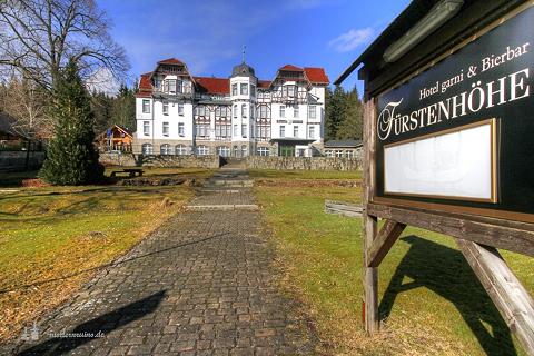 """Hotel """"Fürstenhöhe"""""""